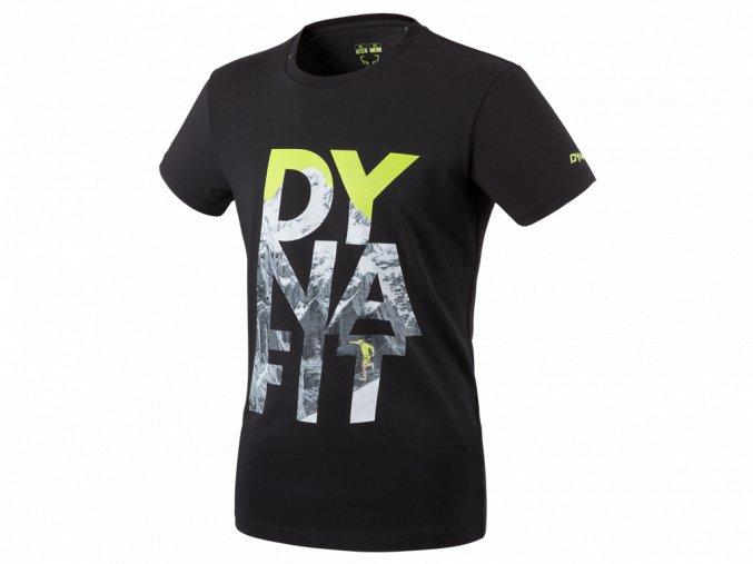 DYNAFIT Digital Cotton S/S Tee M
