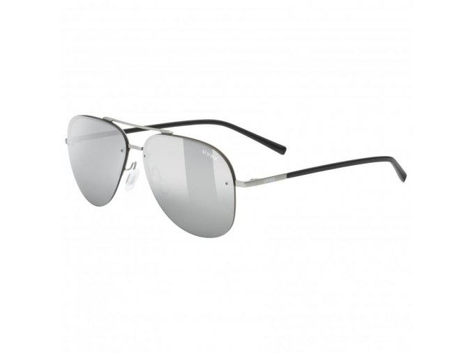 uvex lgl 40 silver mat/mirror silver S3
