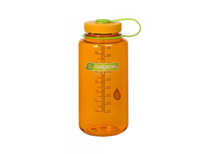 NALGENE Wide Mouth CLEMENTINE