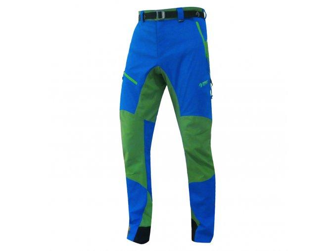 Patrol tech blue green