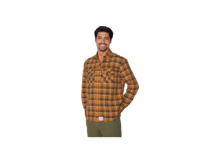 BERG VERNON CASUAL CHECK SHIRT