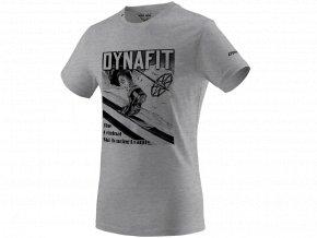 DYNAFIT Heritage bavlnené pánske tričko