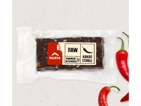 MARVA RAW KAKAO S CHILI 75g