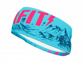 DYNAFIT Graphic Performance Headband
