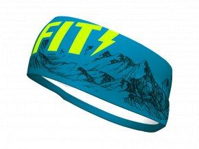 DYNAFIT Graphic Performance Headband