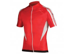 ENDURA FS260 PRO PRINTED S/S JERSEY RED