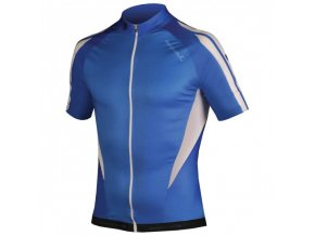 ENDURA FS260 PRO PRINTED S/S JERSEY BLUE