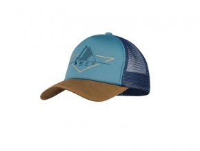 BUFF TRUCKER CAP BRAK STONE BLUE MAN