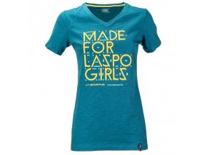 LA SPORTIVA FOR LASPO T-SHIRT WOMAN