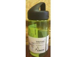 LAKEN TRITAN CLASSIC plastová flaša 450ml green
