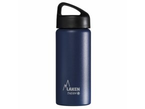 Laken thermo bottle 500ml blue classic