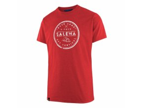 SALEWA BASE CAMP DRI-RELEASE M S/S TEE