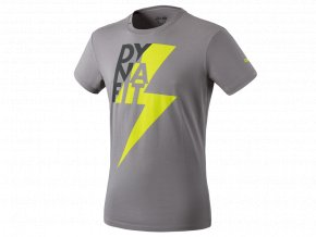 DYNAFIT GRAPHIC COTTON S/S TEE MEN