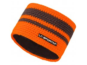 LA SPORTIVA Zephir Headband Orange/Slate