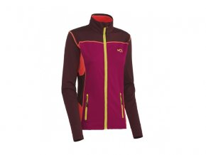 kari traa lina f z fleece ruby original