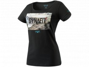 DYNAFIT Digital Cotton S/S Tee W