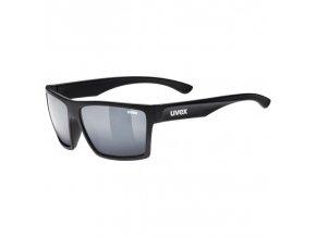 uvex lgl 29 black mat/mirror silver S3