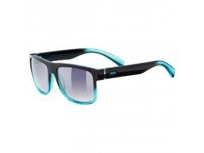 uvex lgl 21 black turquoise S3