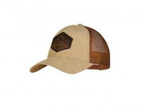 BUFF TRUCKER CAP KERNEL BRINDLE