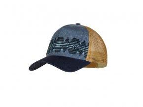 BUFF TRUCKER CAP TZOM STONE