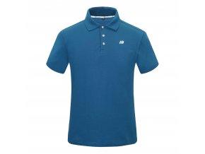 SKOGSTAD HOLMEDAL pánske tričko blue sapphire