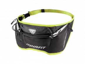 DYNAFIT Flask Belt asphalt / fluo yellow
