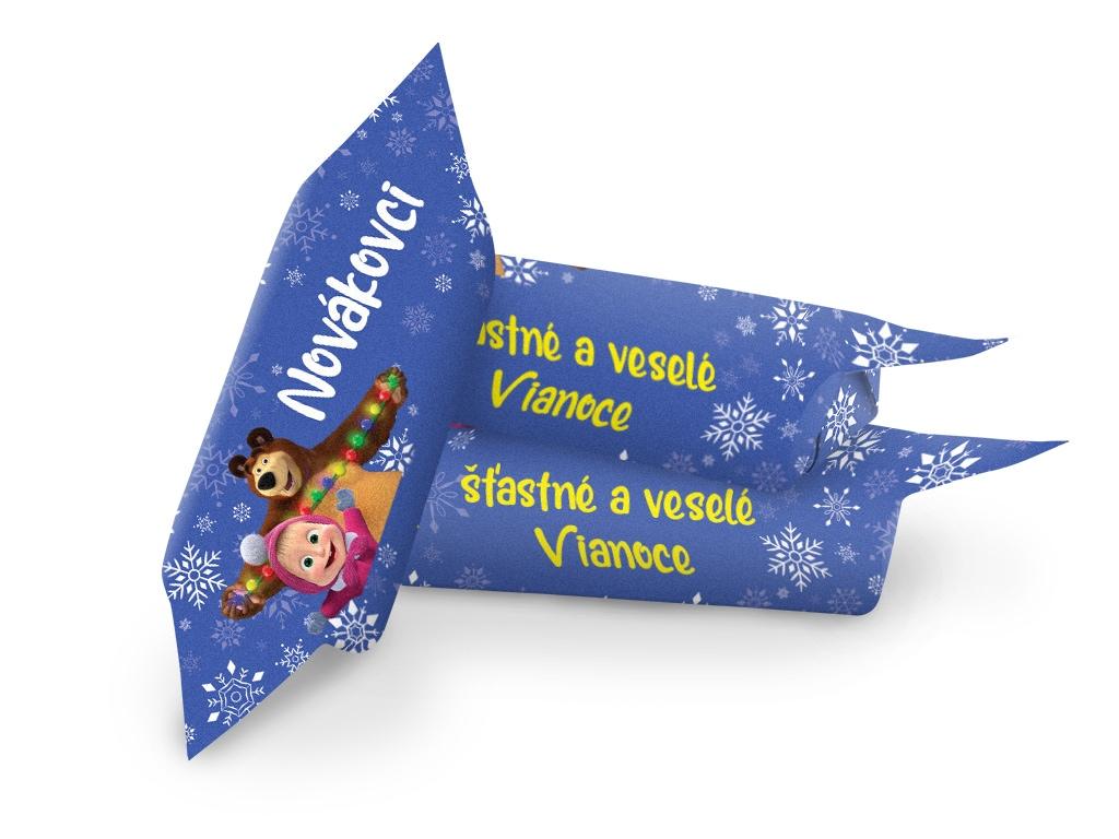 Mockup1 Rozpravkove Vianocne VZOR 04B Masa a medved