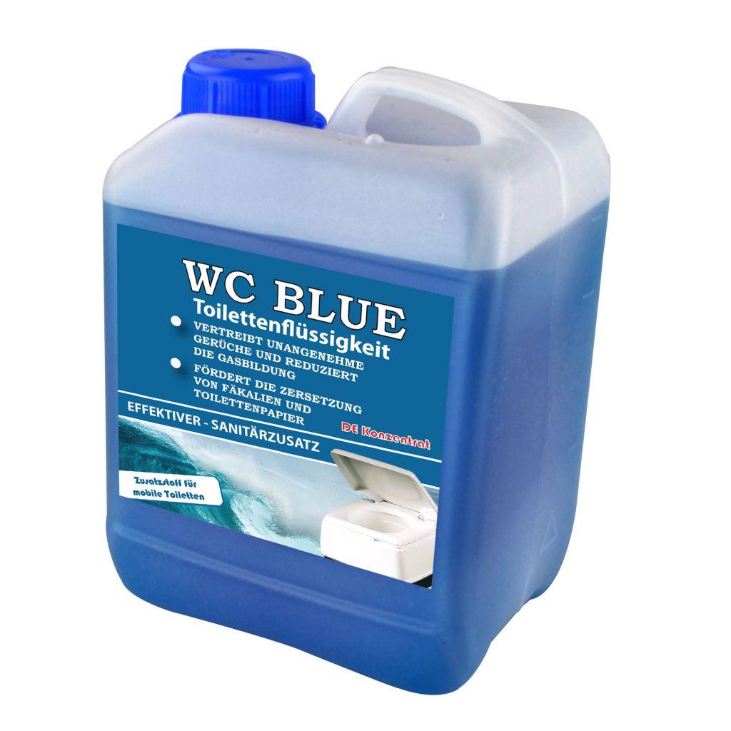 WC chemie za akční cenu