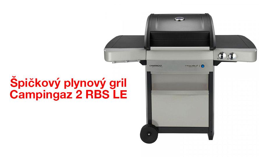 Plynový gril Campingaz 2 RBS LE