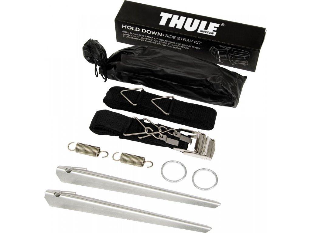 Sada Thule přidržuje boční popruh