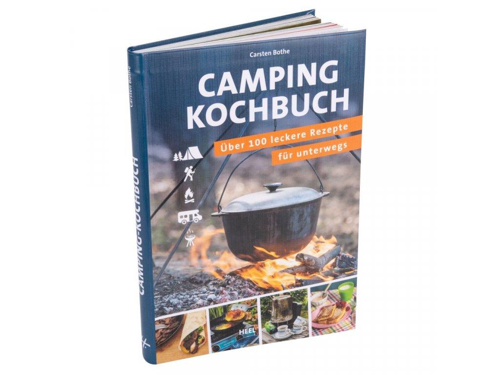 Kuchařka ADAC Camping