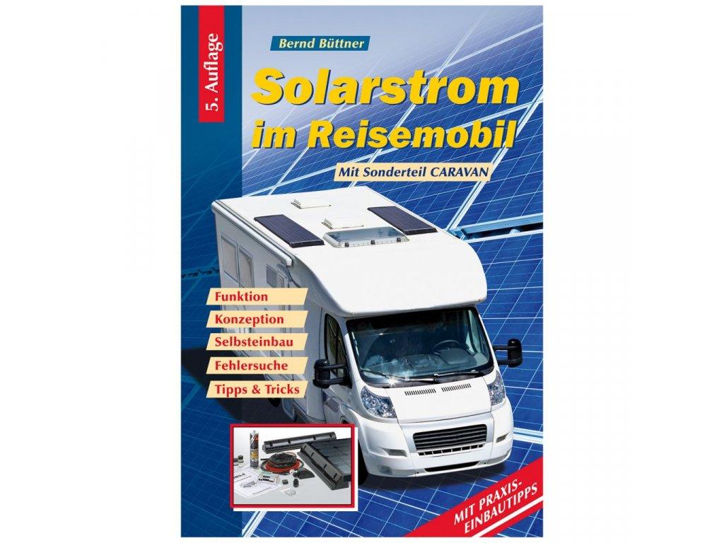 Solární elektřina pro obytný automobil