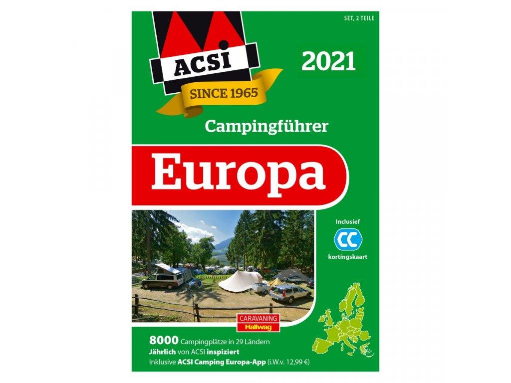 Průvodce ACSI v Evropě