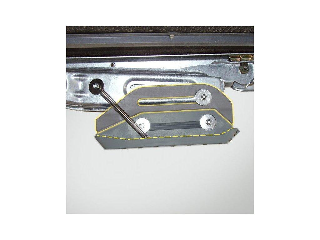 Adaptér 45 mm pro AL-KO big foot ™