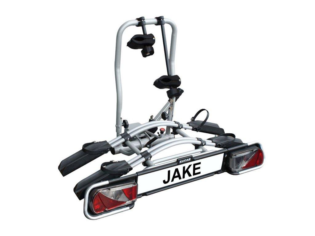 Jake s nosičem tažného zařízení
