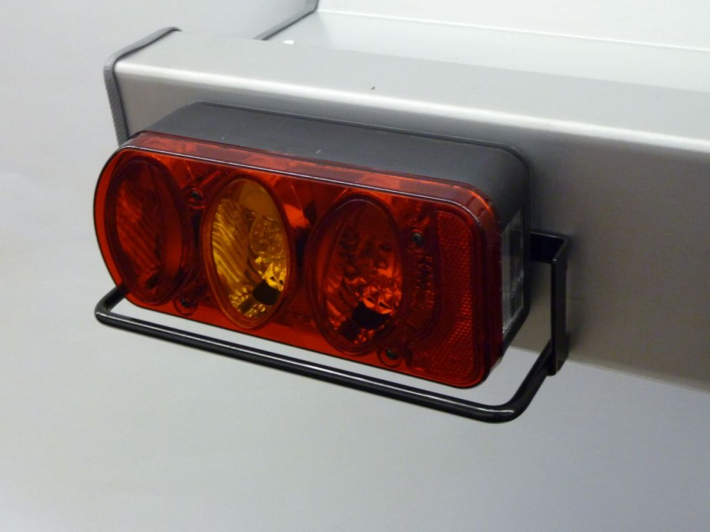 Ochrana zadního světla pro koloběžku FForto