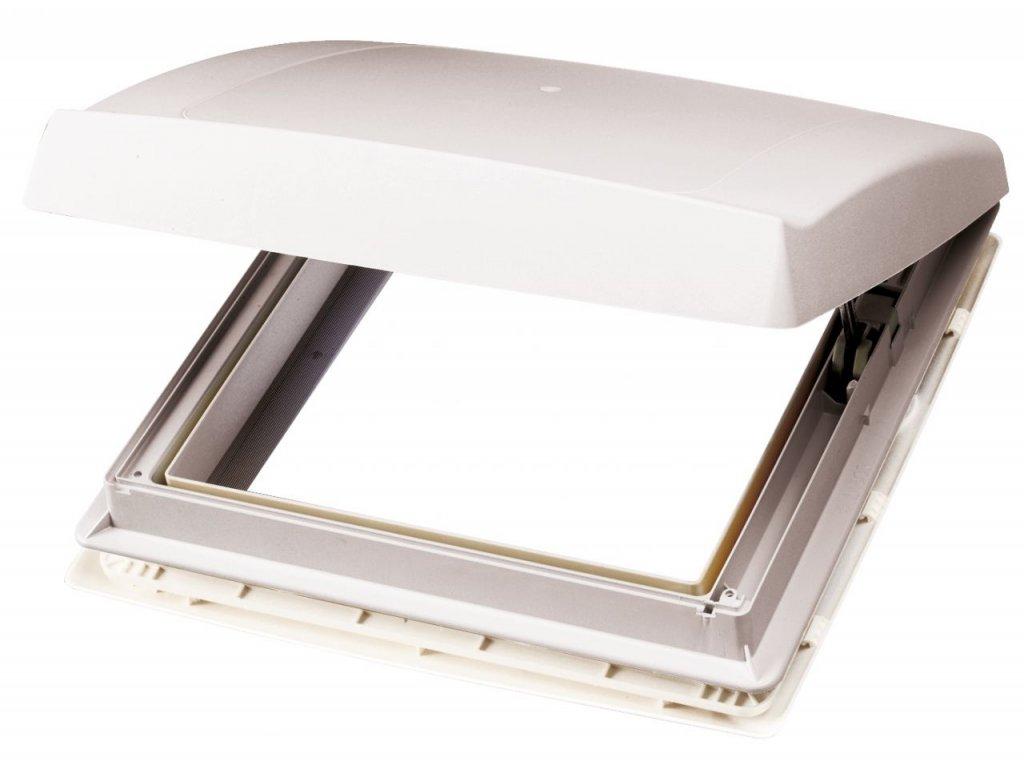 Světlík, bílý s ventilátorem, 12 V