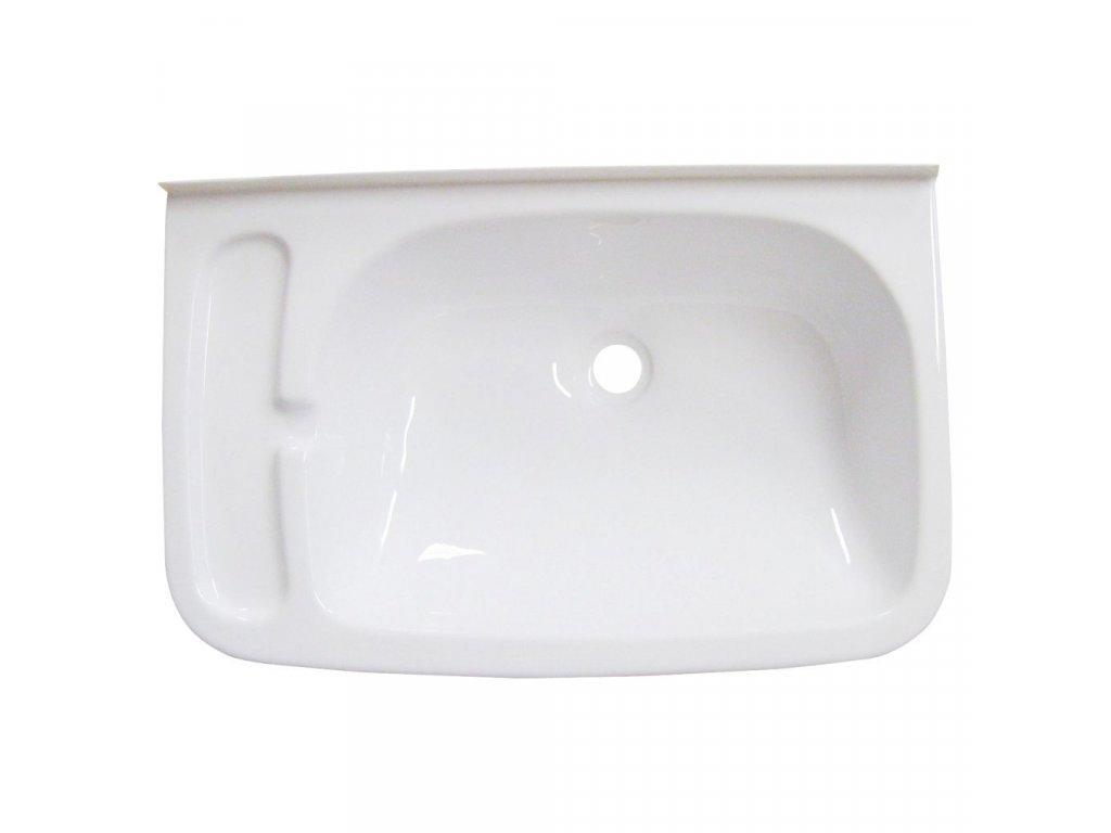 Umyvadlo s mýdlem