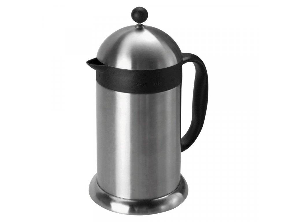 Izolační kávovar z nerezové oceli Rio