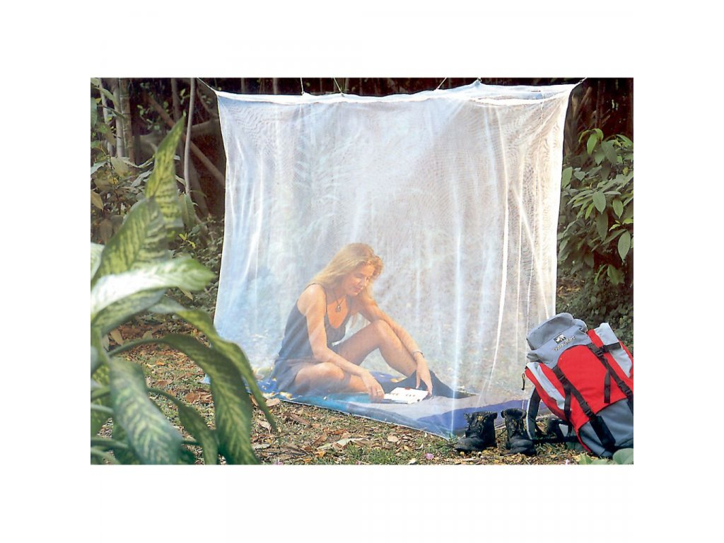 Síť proti komárům