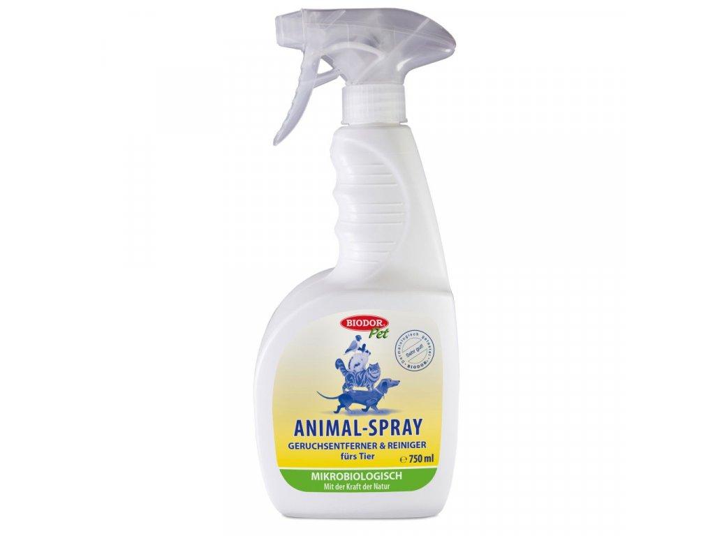 Biodor Pet Spray pro zvířata