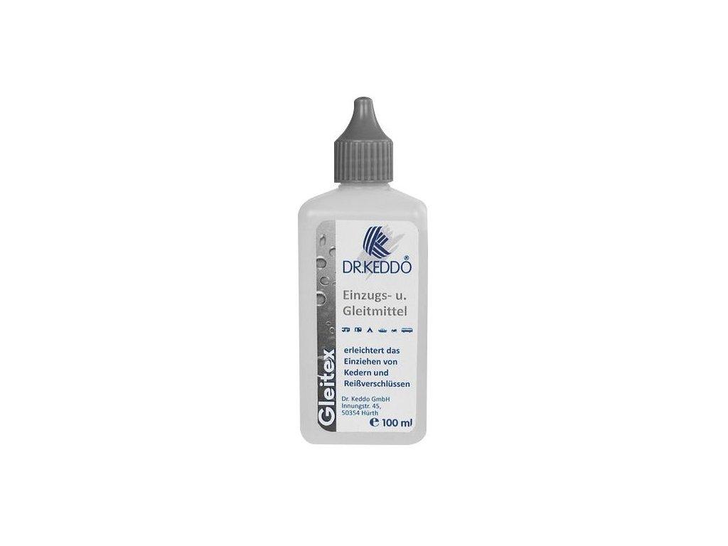 Gleitex 100ml roztok pro mazání a ochranu zipů markýz