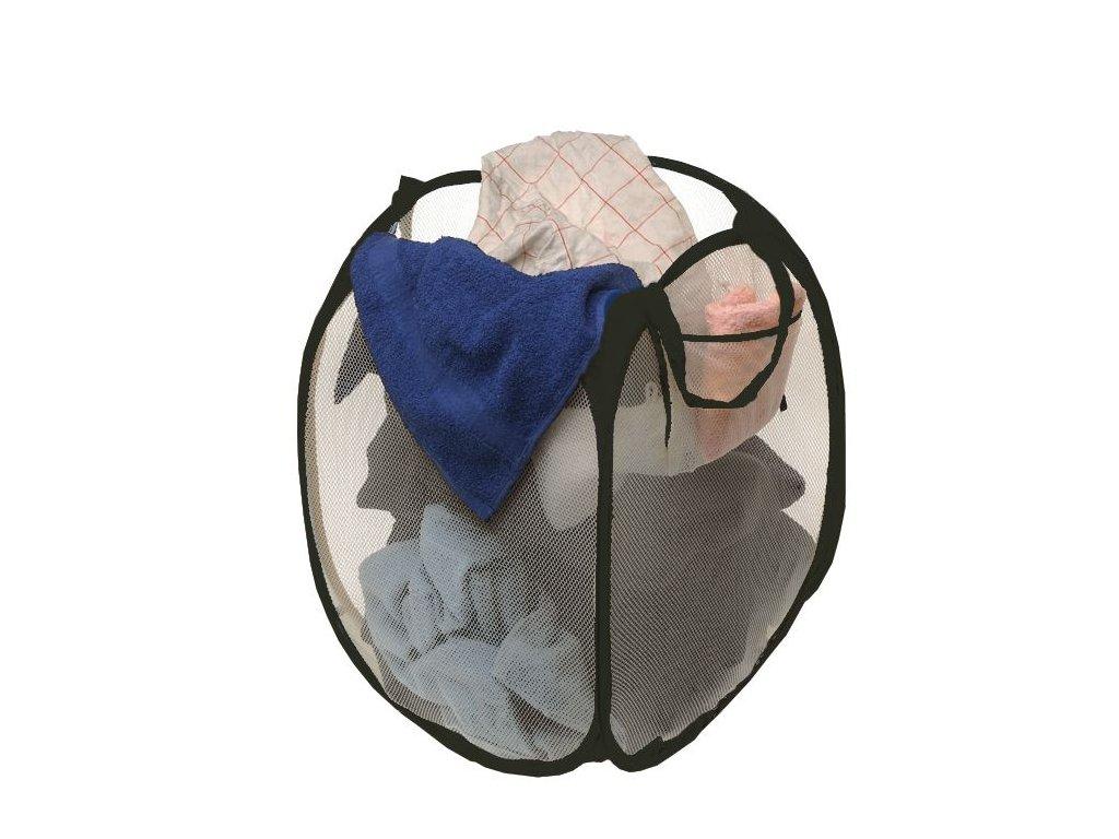 Skládací koš na prádlo