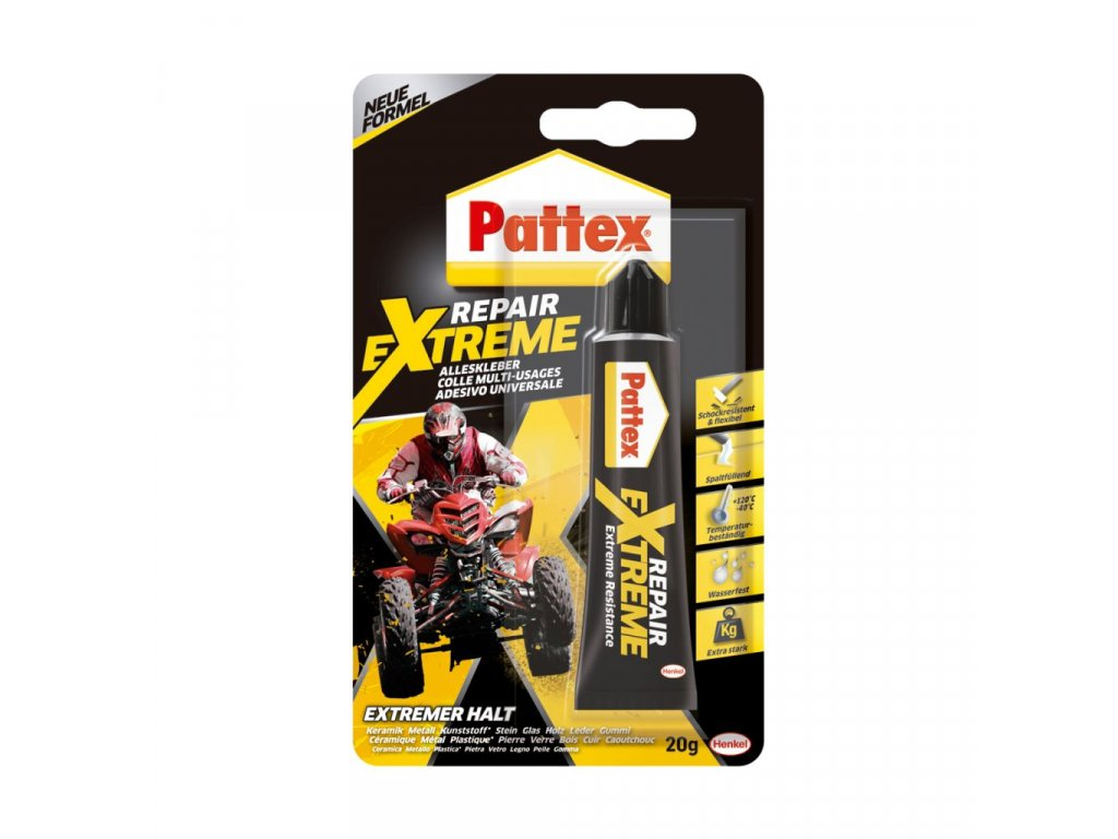Pattex® Power Glue Repair Extreme