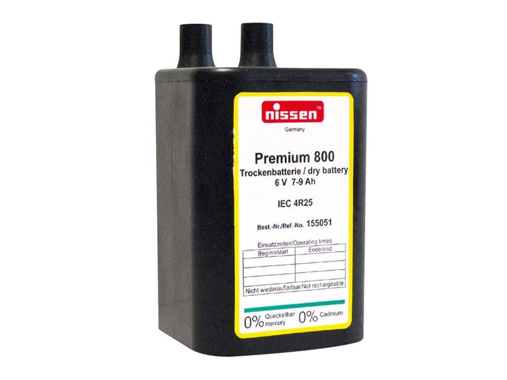 Vysoce výkonná baterie IEC 4R25