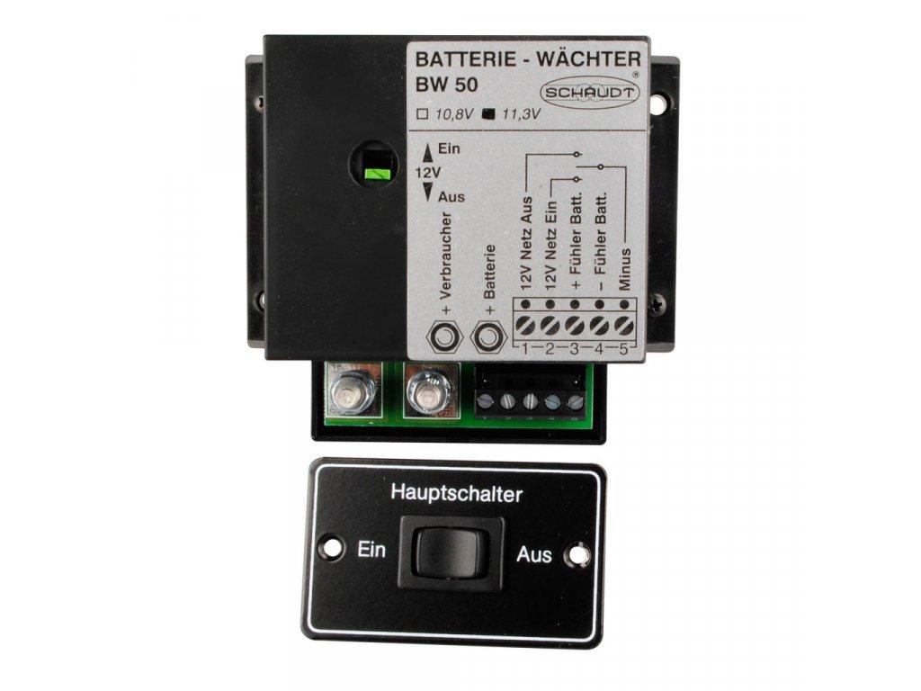 Řadič baterie BW 50