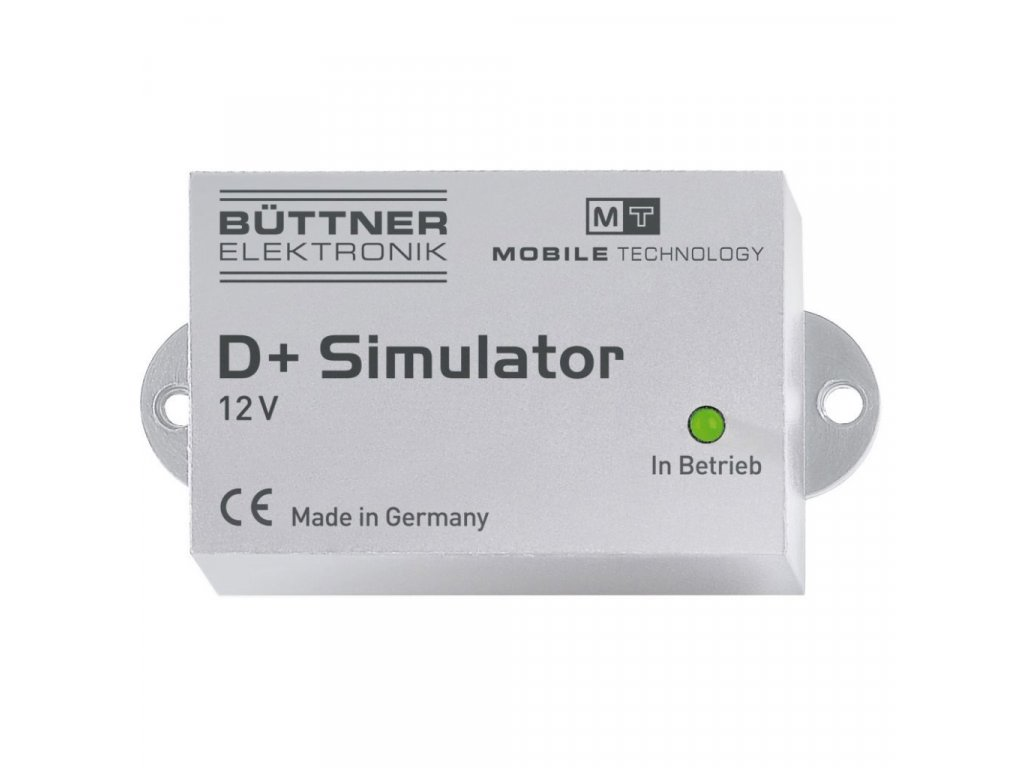 D + simulátor
