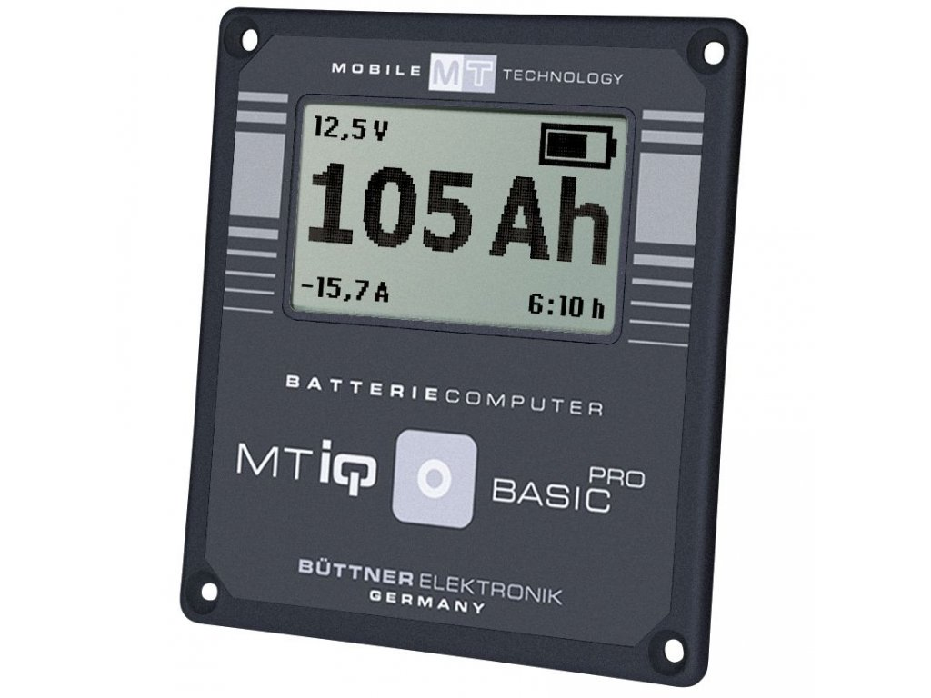 Bateriový počítač MT iQ BASICPRO
