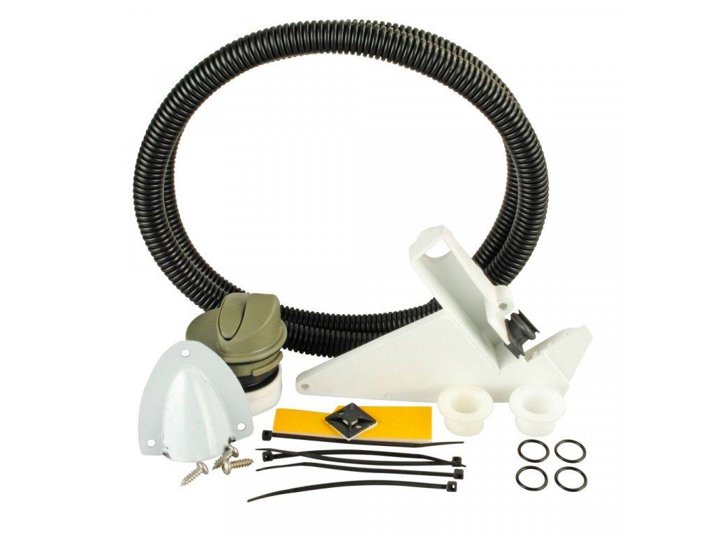 Vnější ventilační ventil