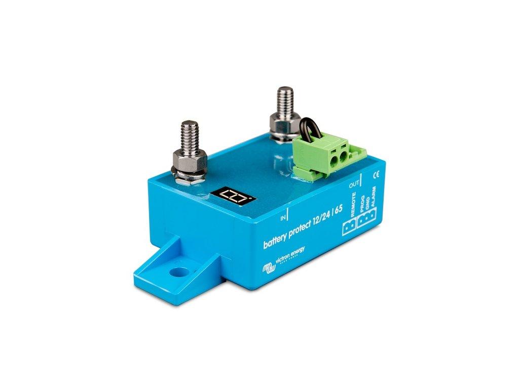 6113 O victron energy batteryprotect 12 24v 65a left